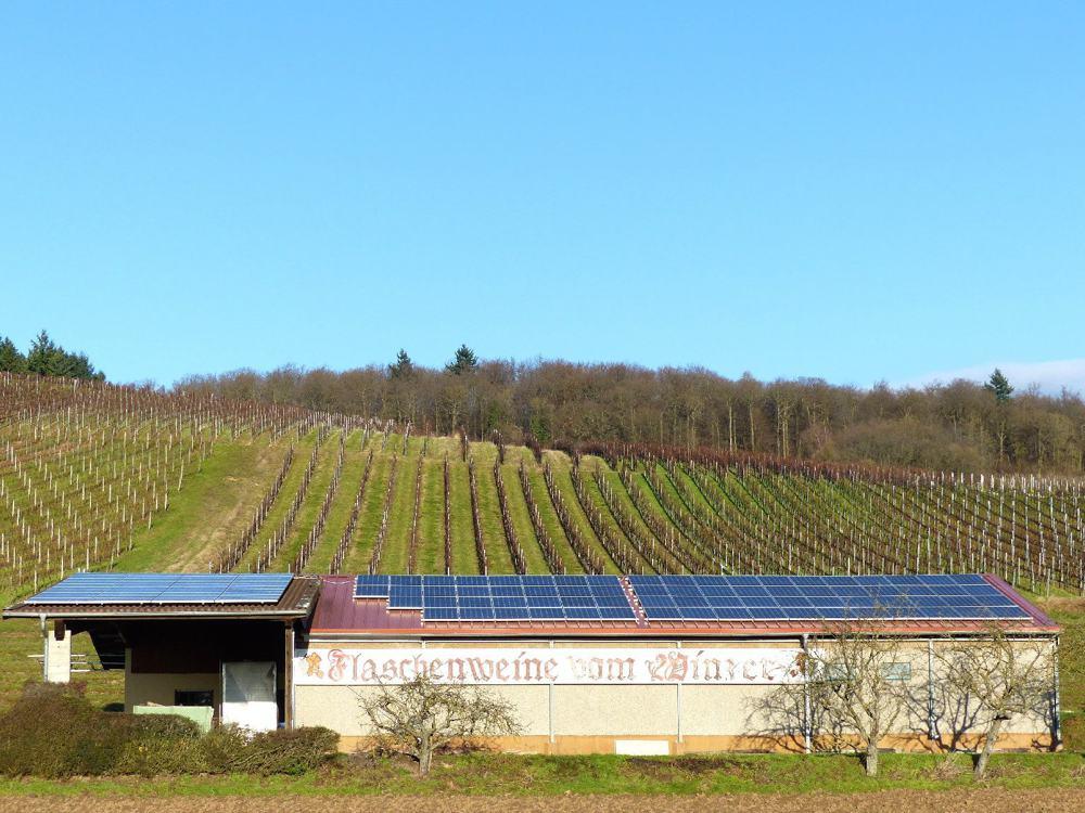 Photovoltaik Elektro Schober Landwirtschaft