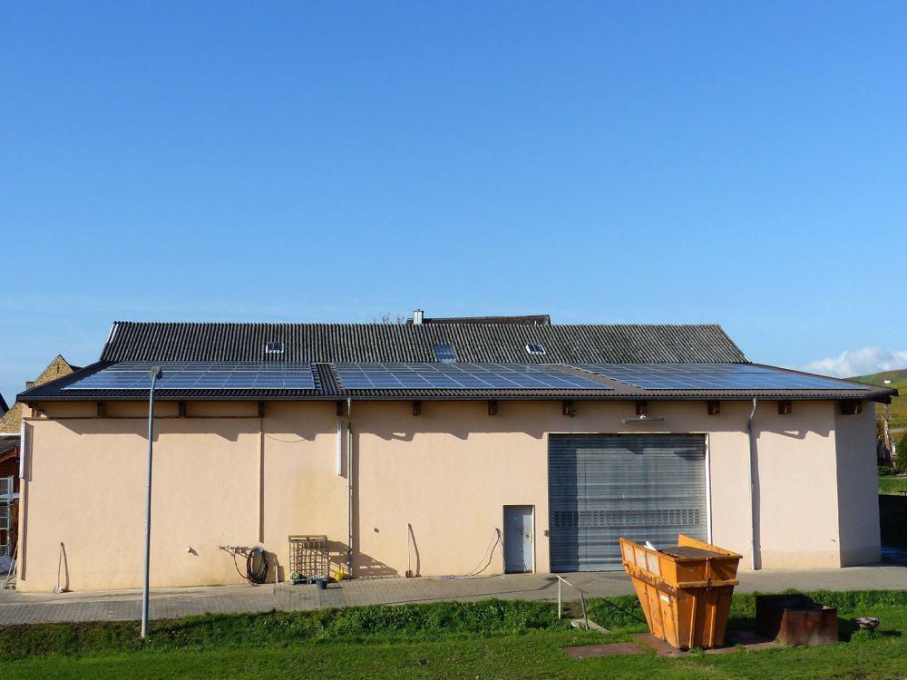Elektro Schober Fotovoltaik Landwirtschaft