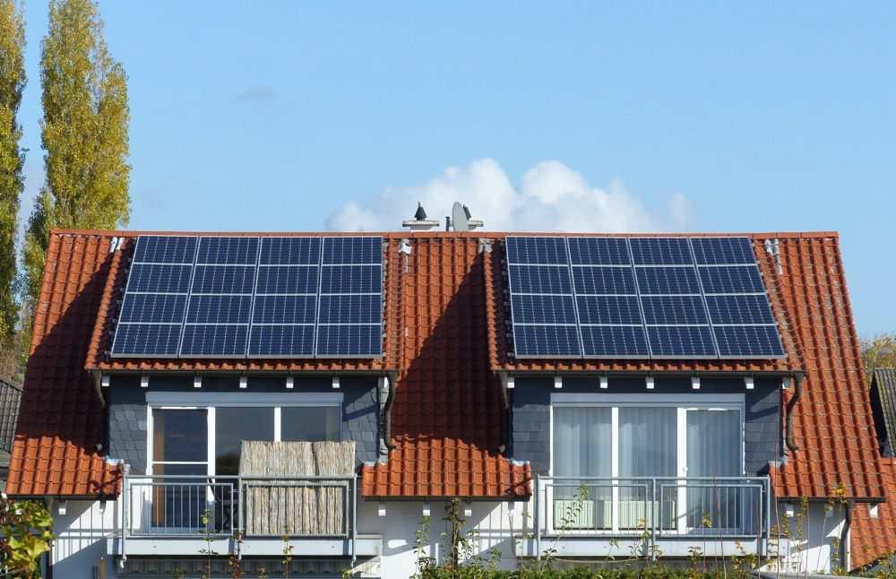 Elektro Schober Fotovoltaik Privathaushalt