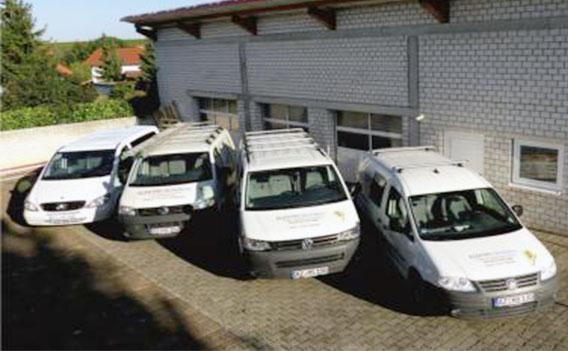 Elektro Schober - Unser Fihrpark